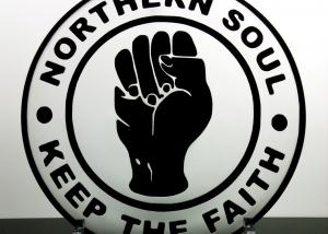 Northern Soul Black Border 1